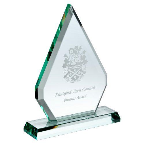 JP03 Glass Trophy