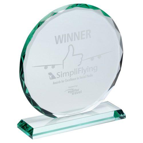 KG25 Glass Trophy