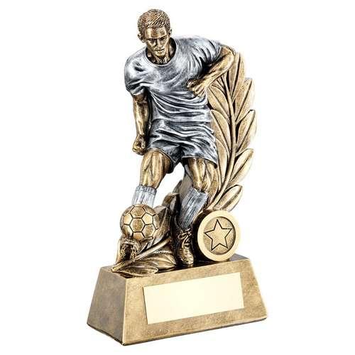 Resin Male Football Award 260mm