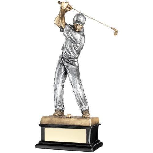 Resin Male Golf Award 356mm