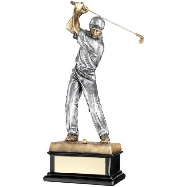 Resin Male Golf Award 356mm