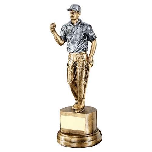 Resin Male Golf Award 311mm