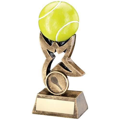 Resin Tennis Award 178mm