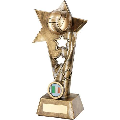 Resin Gaelic Football Award 260mm