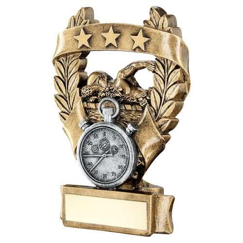 Resin Swimming Award 191mm