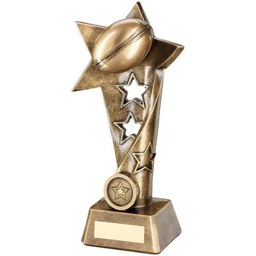 Resin Rugby Awards 260mm