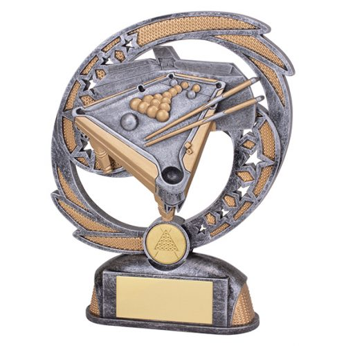 Sonic Boom Snooker Award 190mm