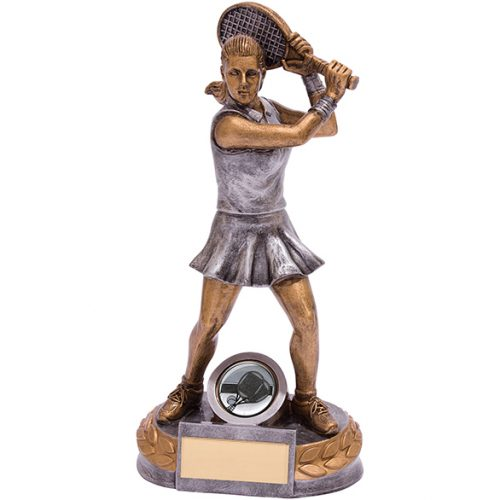 Super Ave Female Tennis Award 200mm