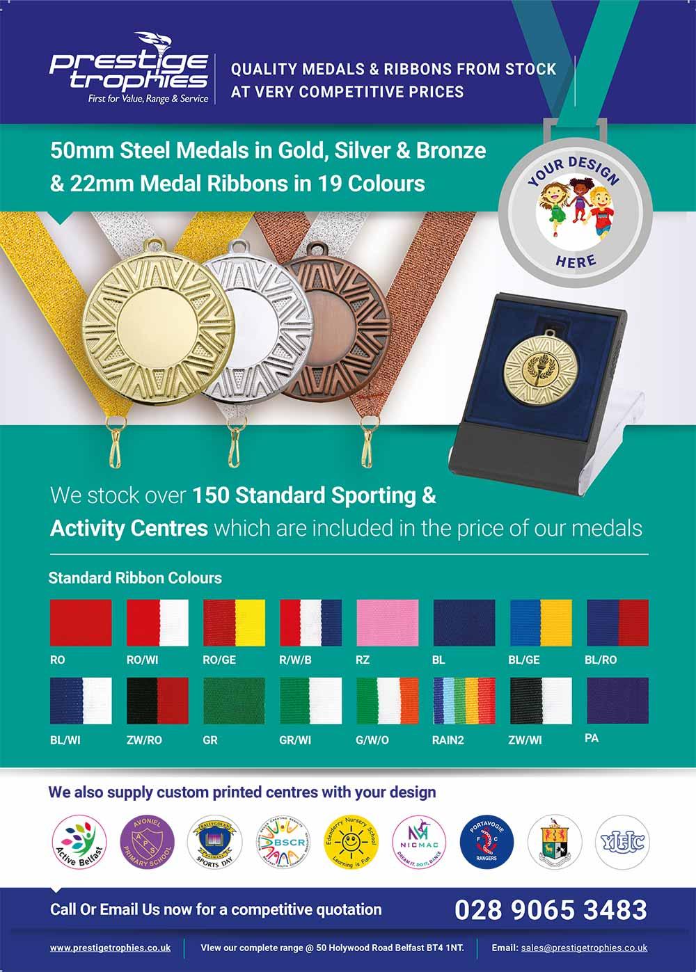 medal company belfast