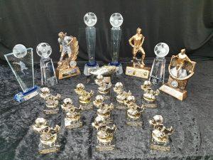 ladies football trophies